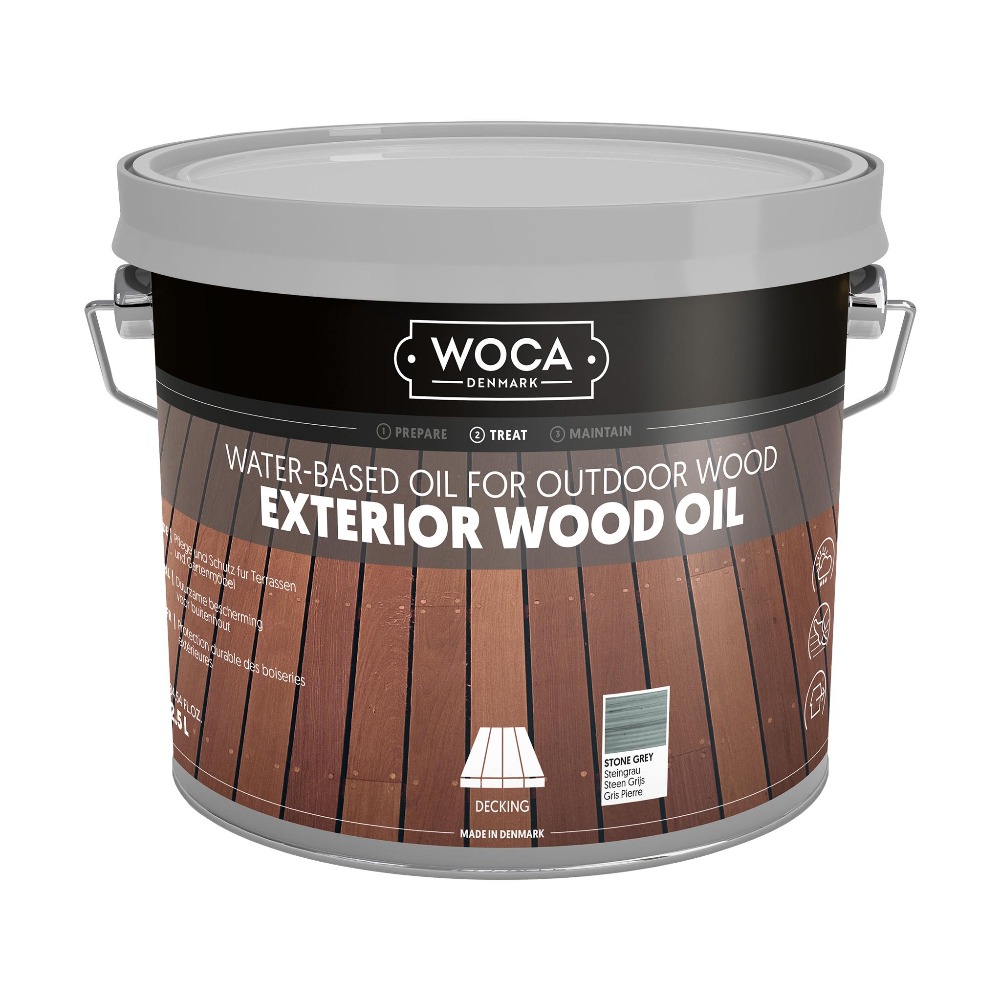WOCA exterior oi  exklusive nature 2,5 L