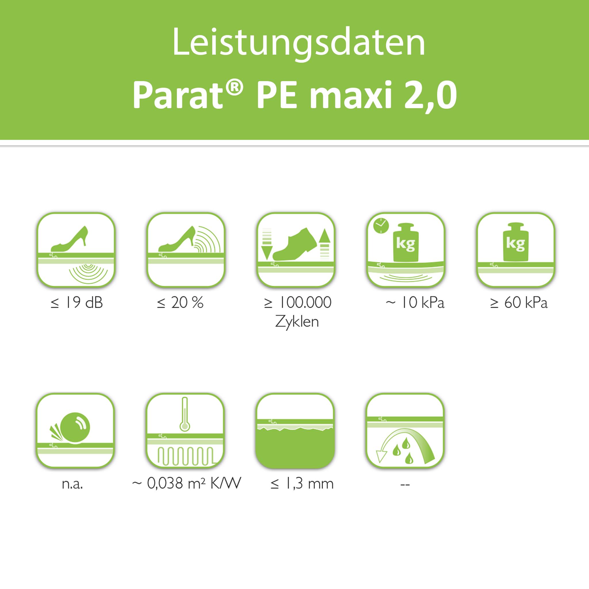 PARAT PE maxi 2,0
