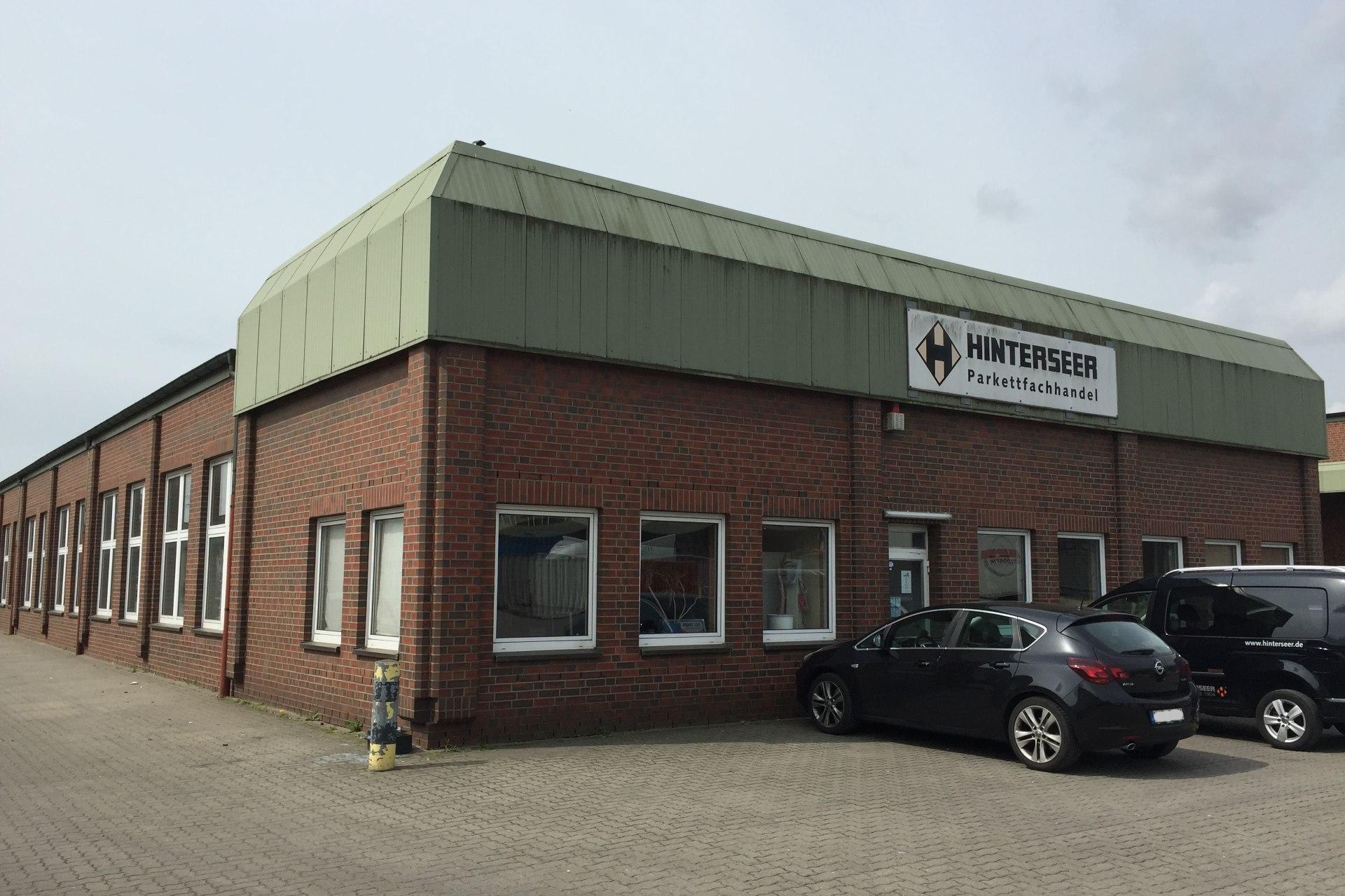 Hamburg - Billbrook