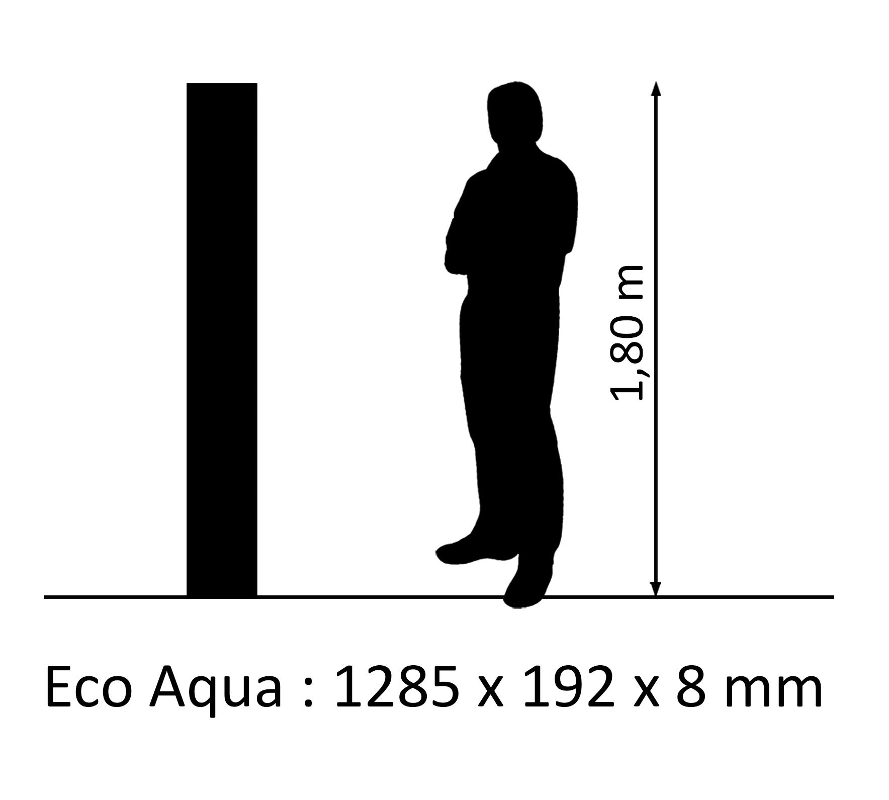 Wiparquet Eco Aqua Oak light natural