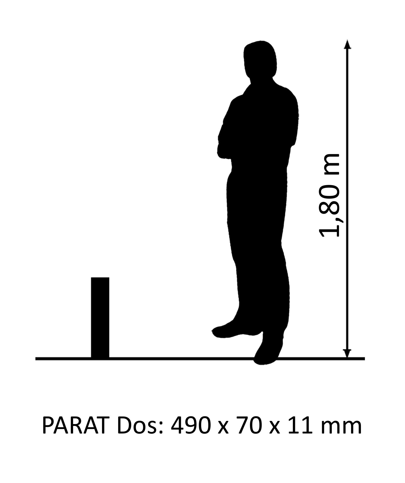 PARAT Dos Eiche Astig Taupe 11mm