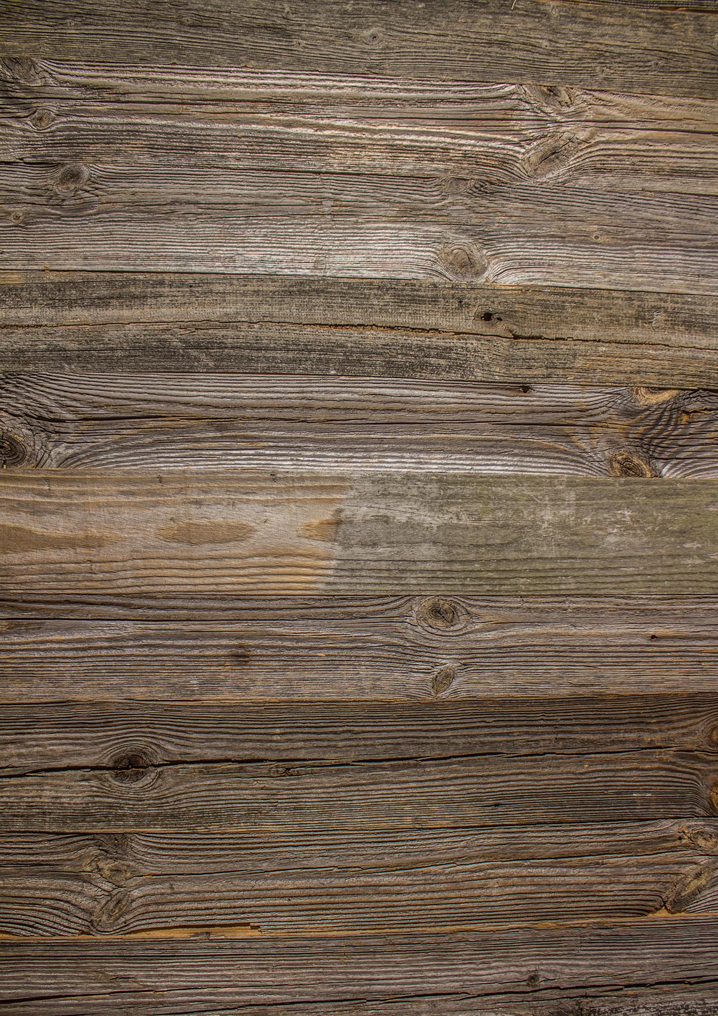 Vertical Wood wall cladding wood waste