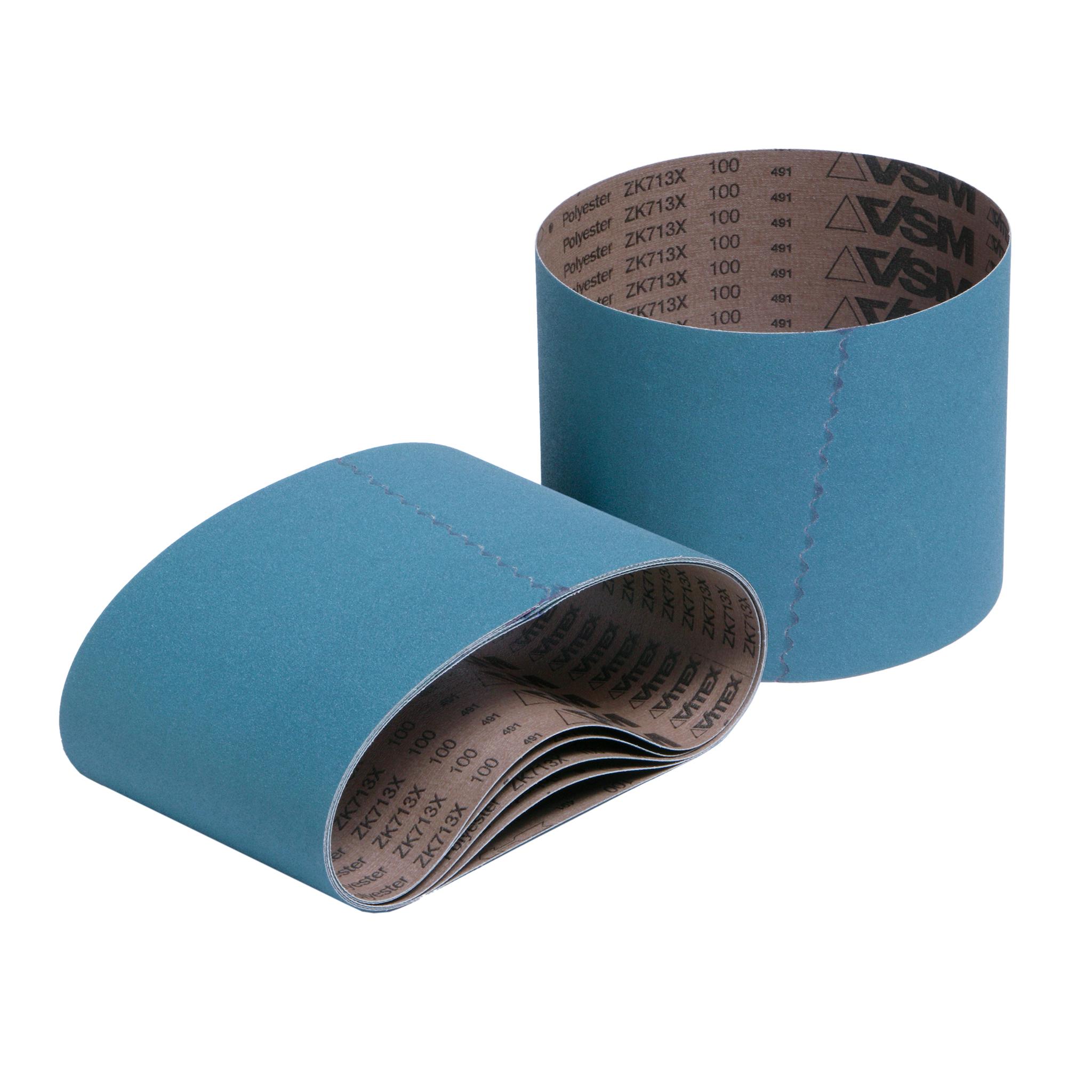 K 24 abrasive belt VSM ZK713X  200x750mm