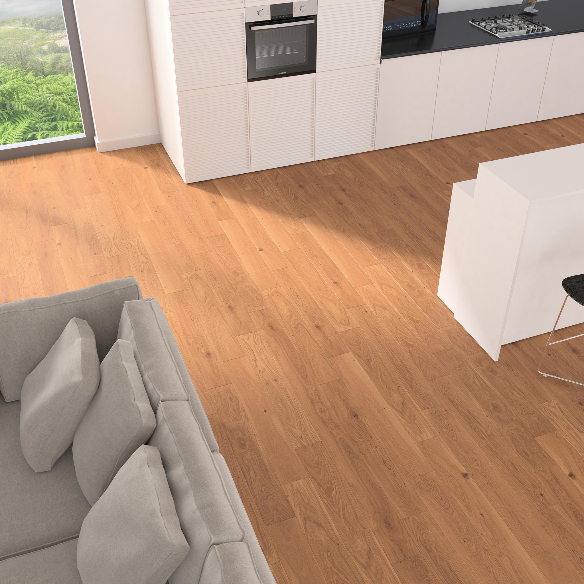 Floor-Art Da Vinci Eiche Rustikal