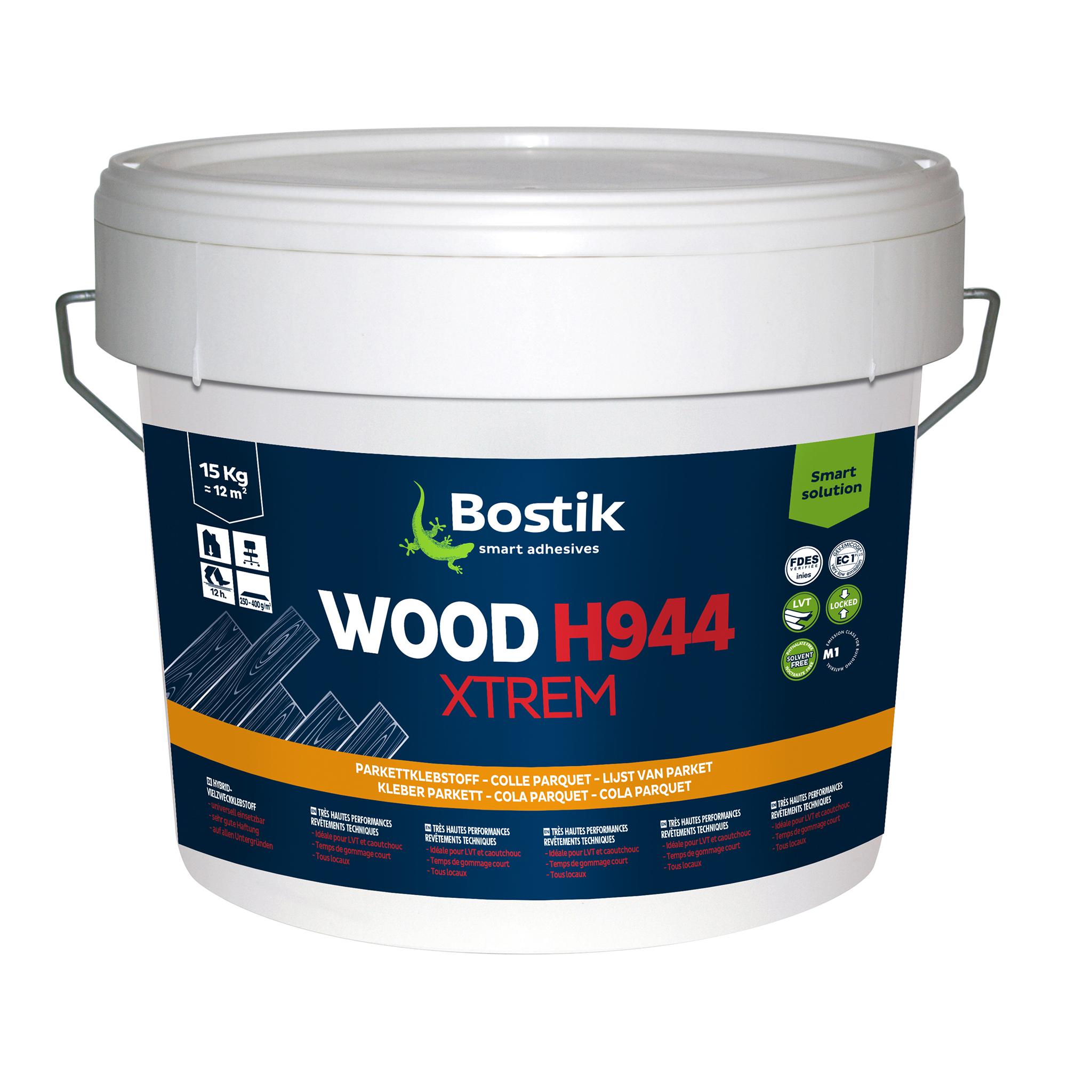 Bostik WOOD H944 XTREM 15 Kg
