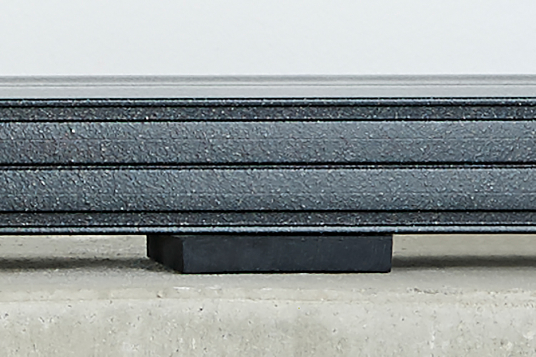 NATURinFORM rubber-pad EPDM black