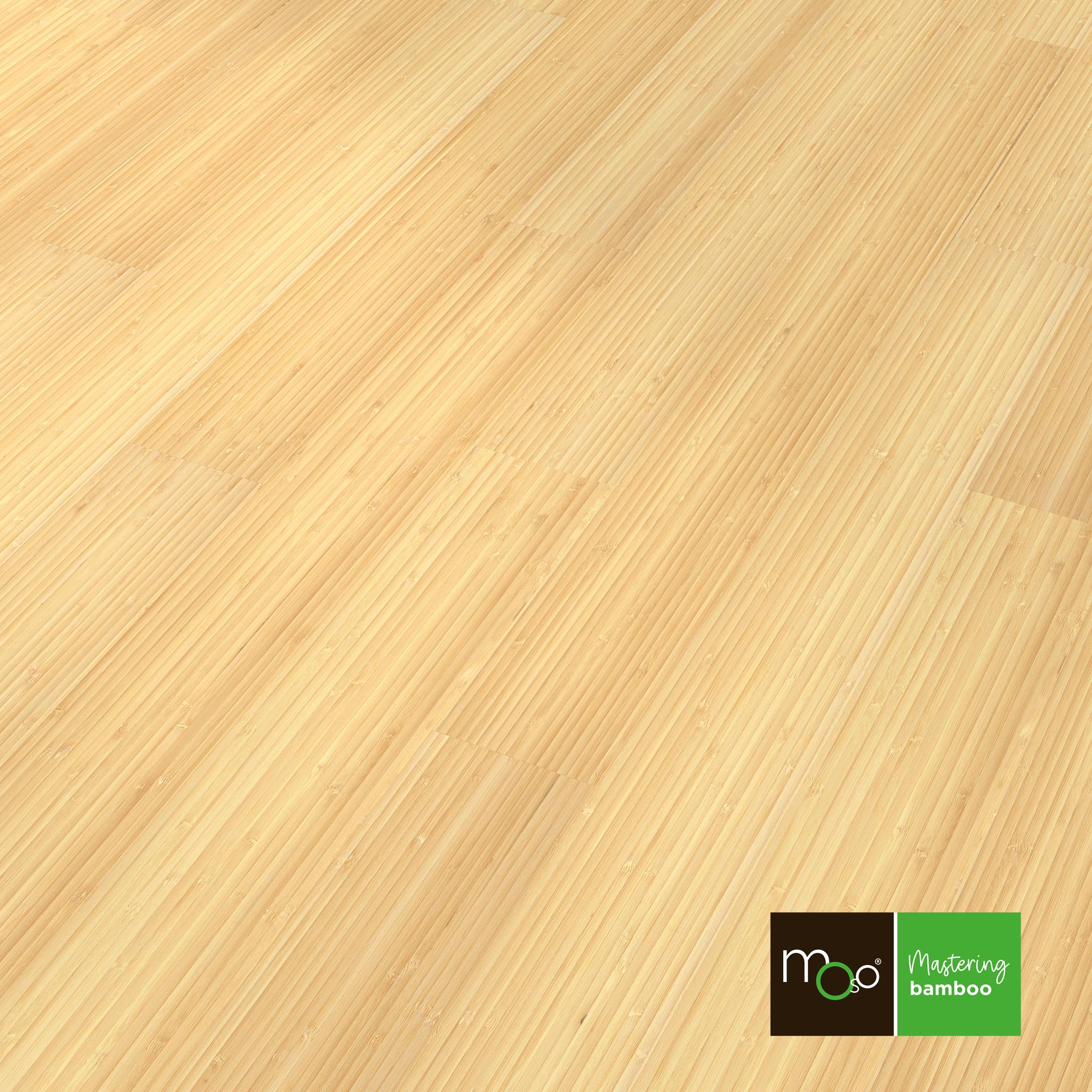 PARAT B Bambus Natur Vertikal geölt 10mm