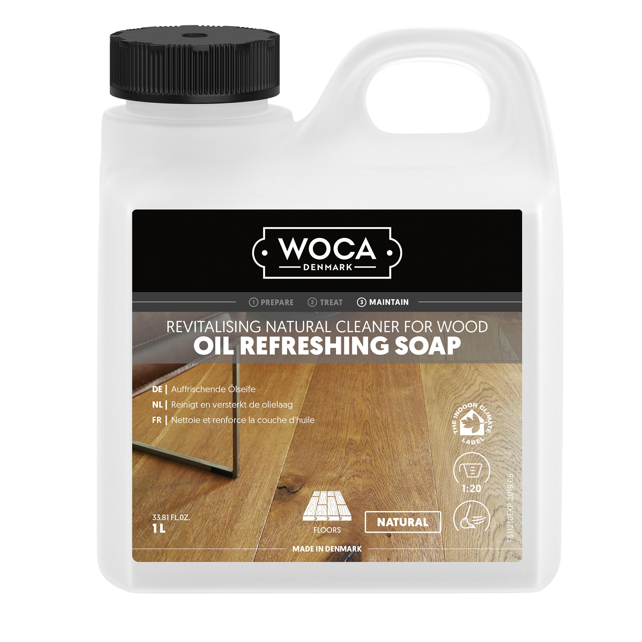WOCA Öl-Refresher Natur 1 Ltr.