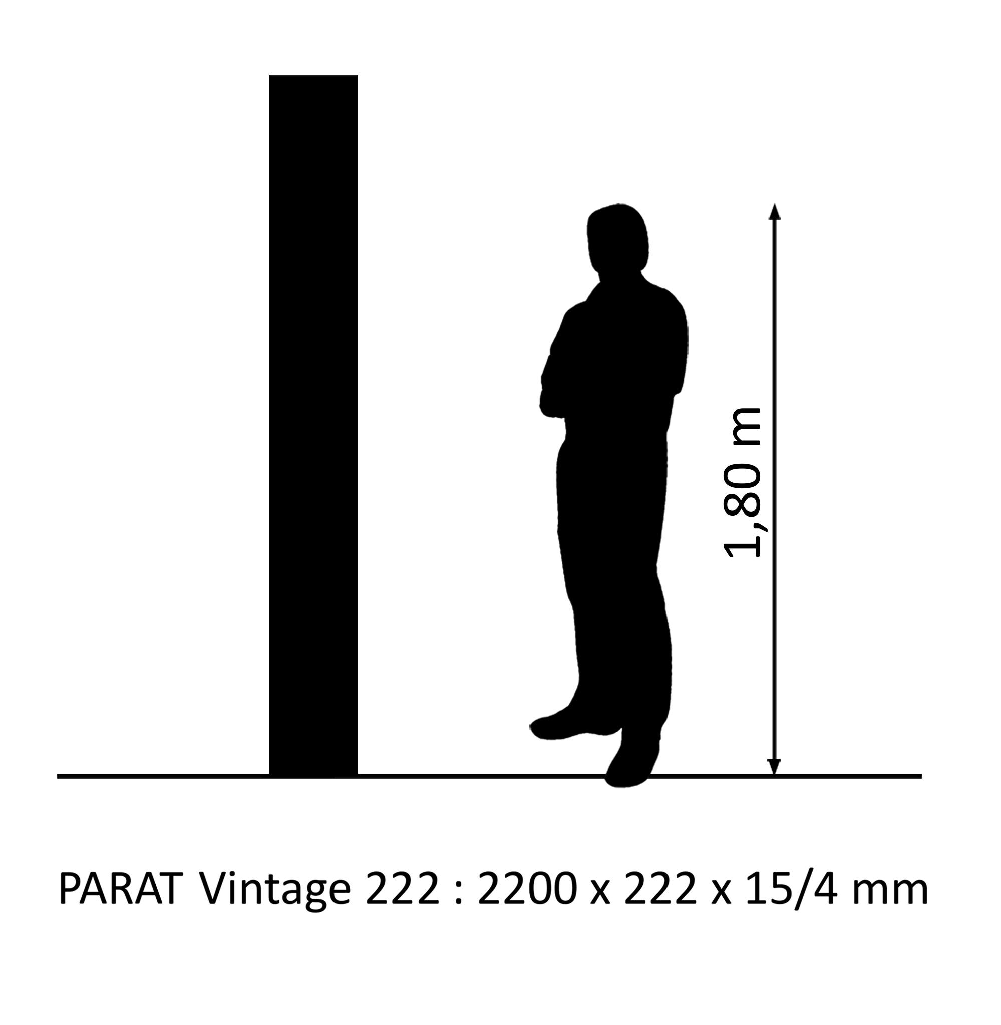 PARAT Vintage 222 smoked oakEffekt ABCD