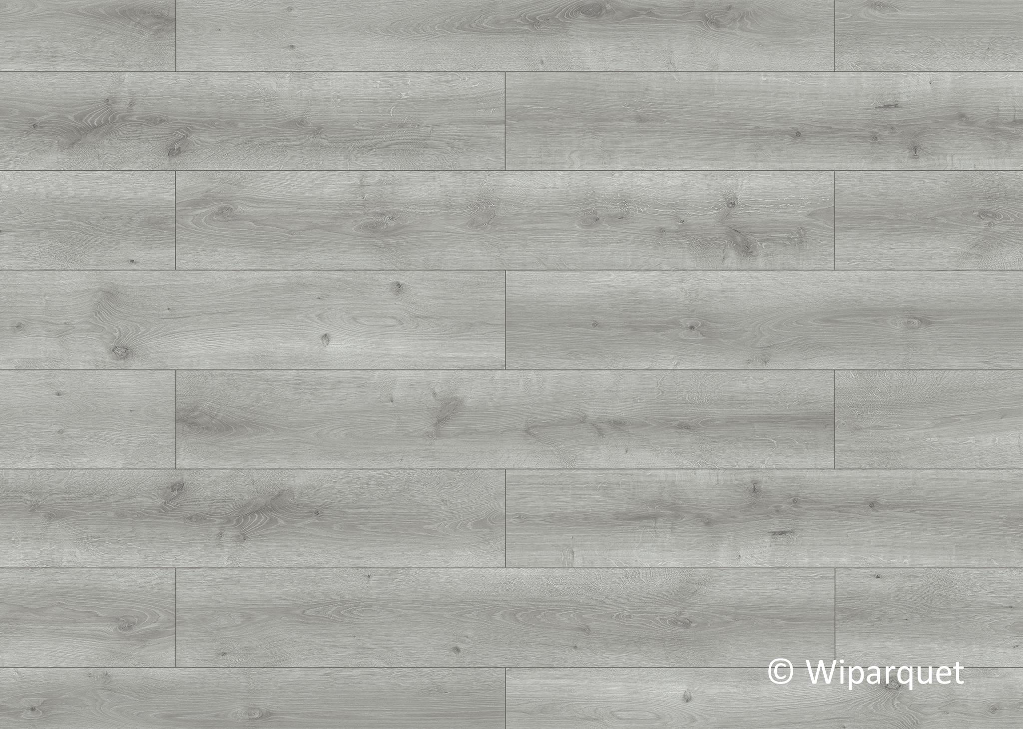 Wiparquet Eco Aqua Oak grey brown