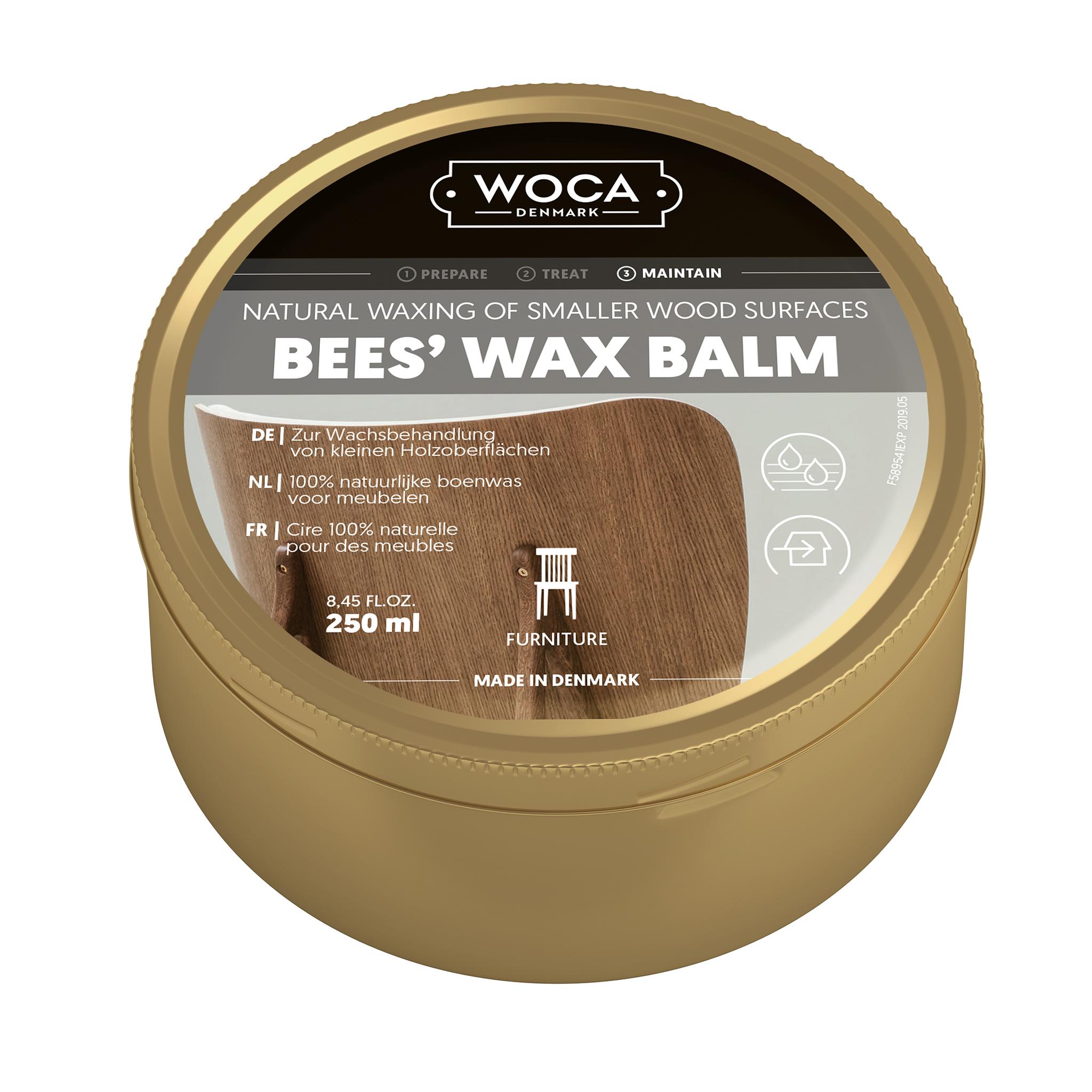 WOCA Bienenwachs Natur 250ml
