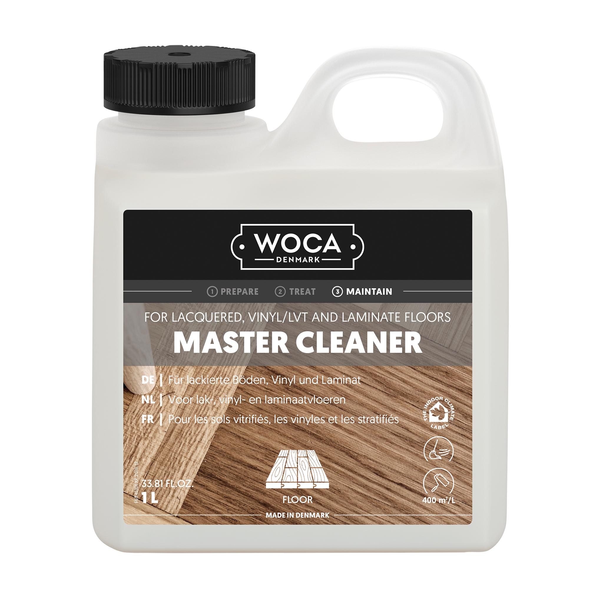 WOCA Master Cleaner 1l Čistič