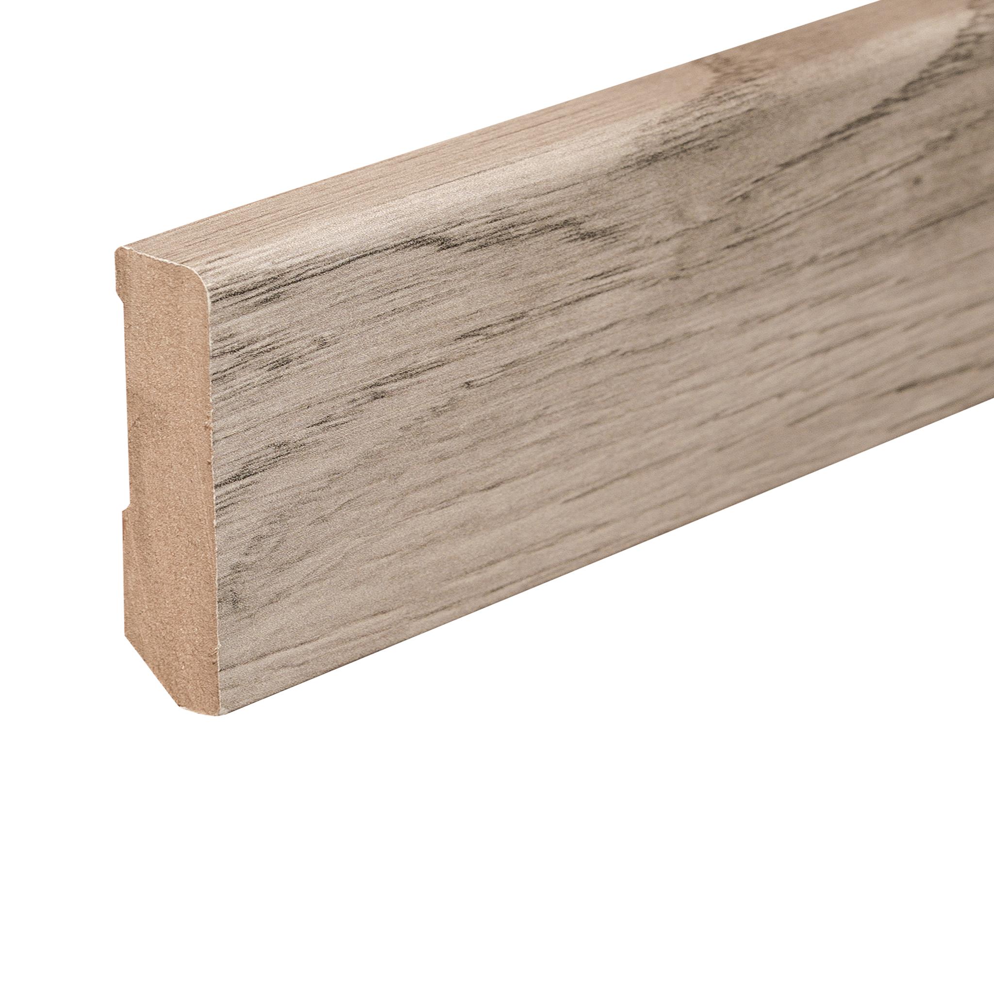 eterna oak Soft Grey skirting board