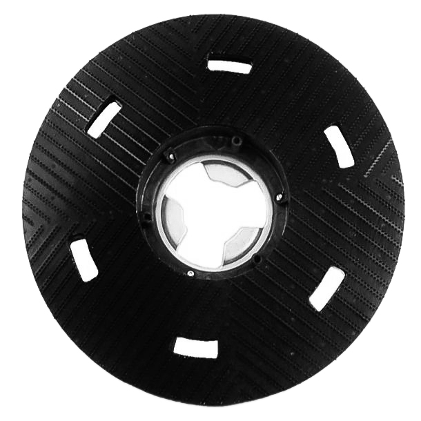 Pad holder for single disc machines