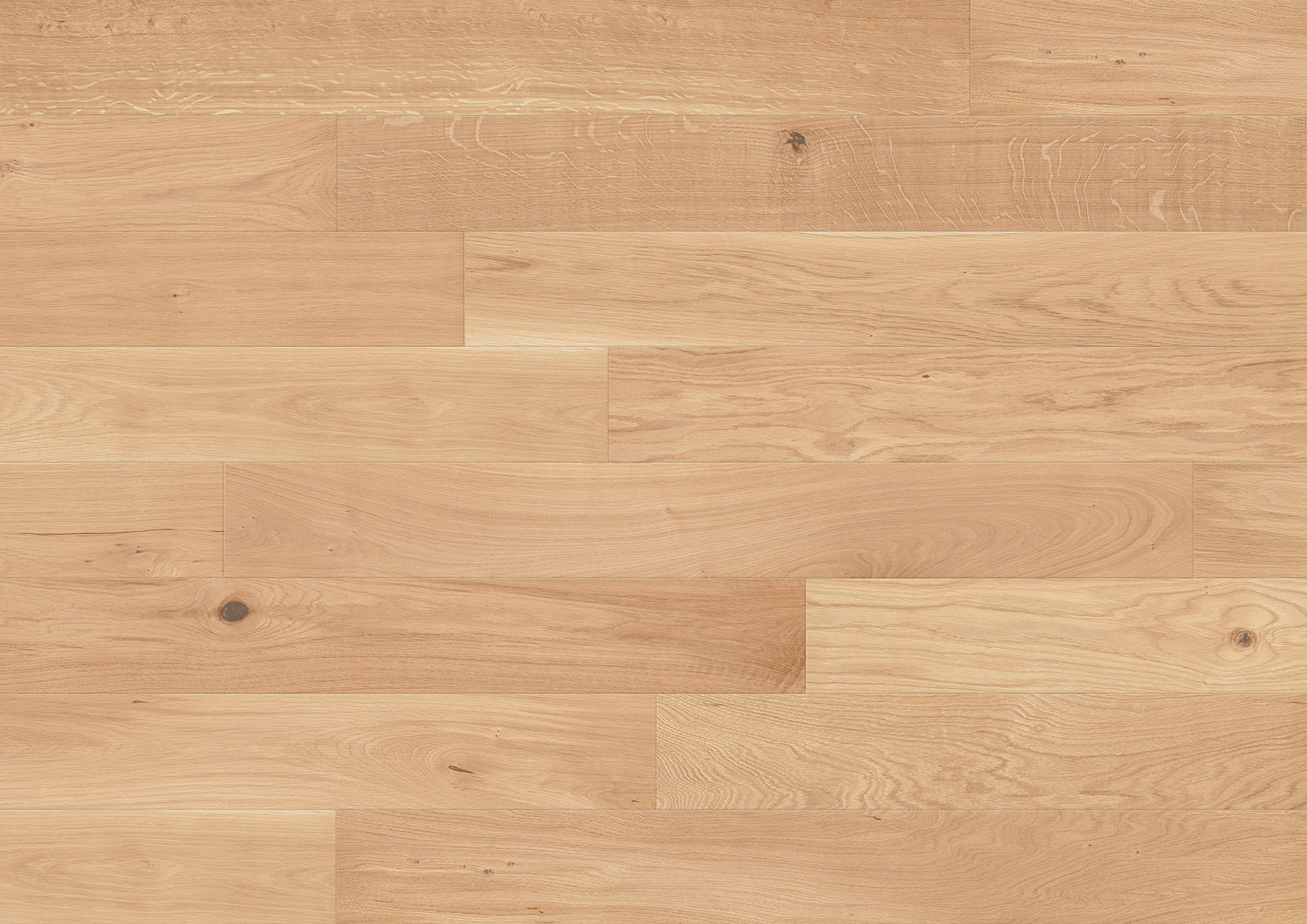 Floor-Art Da Vinci Oak white oiled
