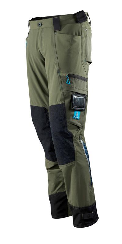 Mascot advanced w. knee pockets, Dyneema