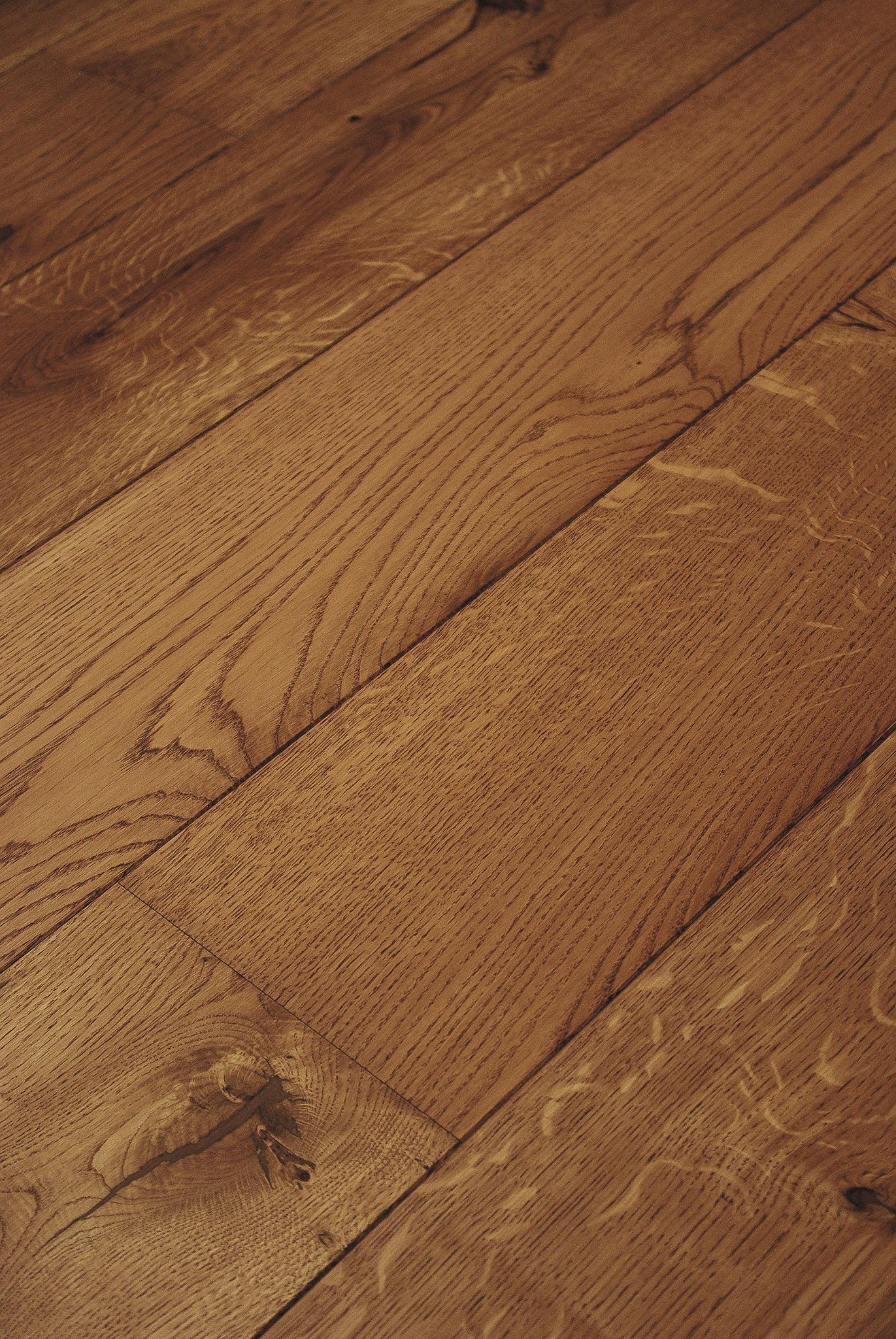 Wideplank Antico oak Chateau15mm