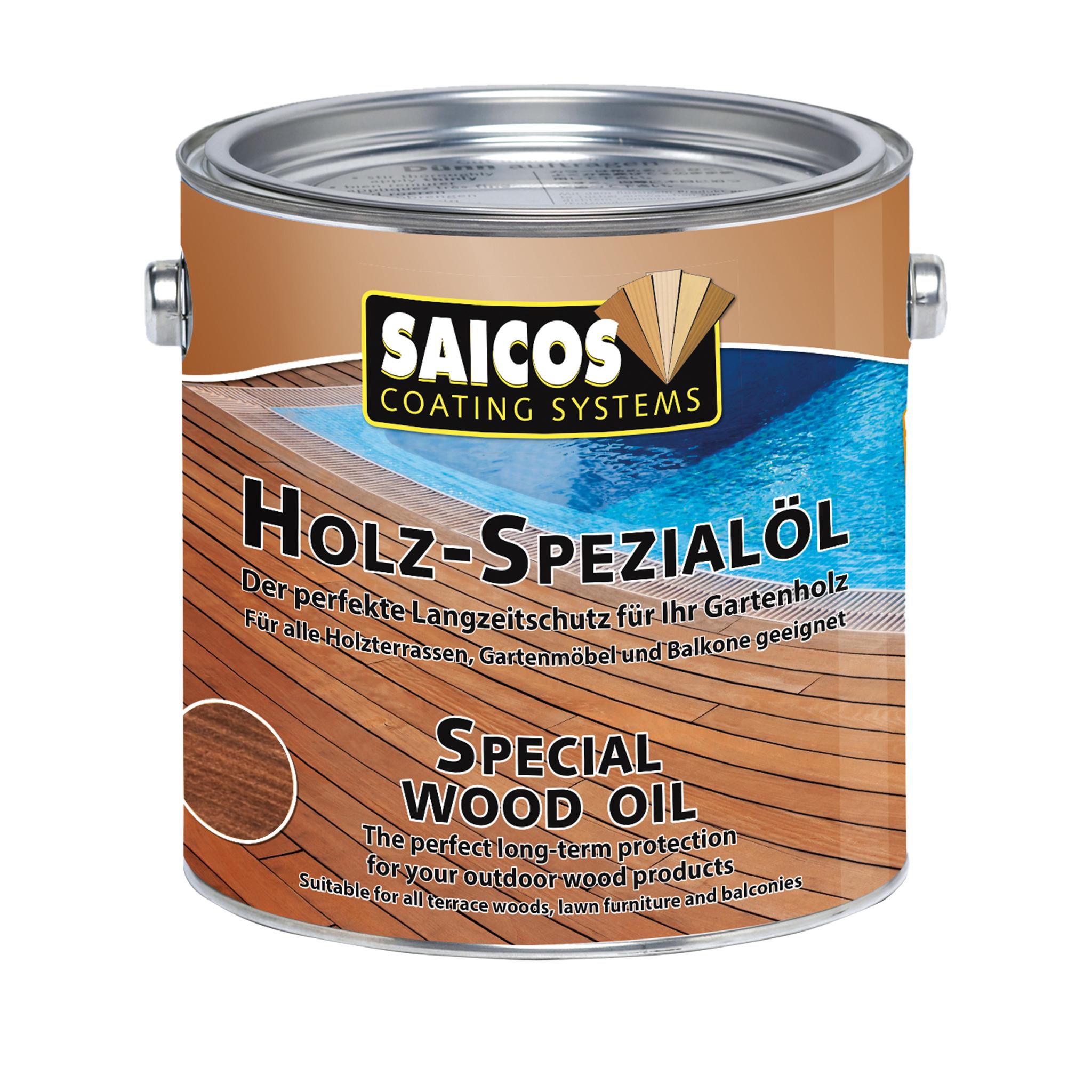 SAICOS wood special oil for bangkirai,