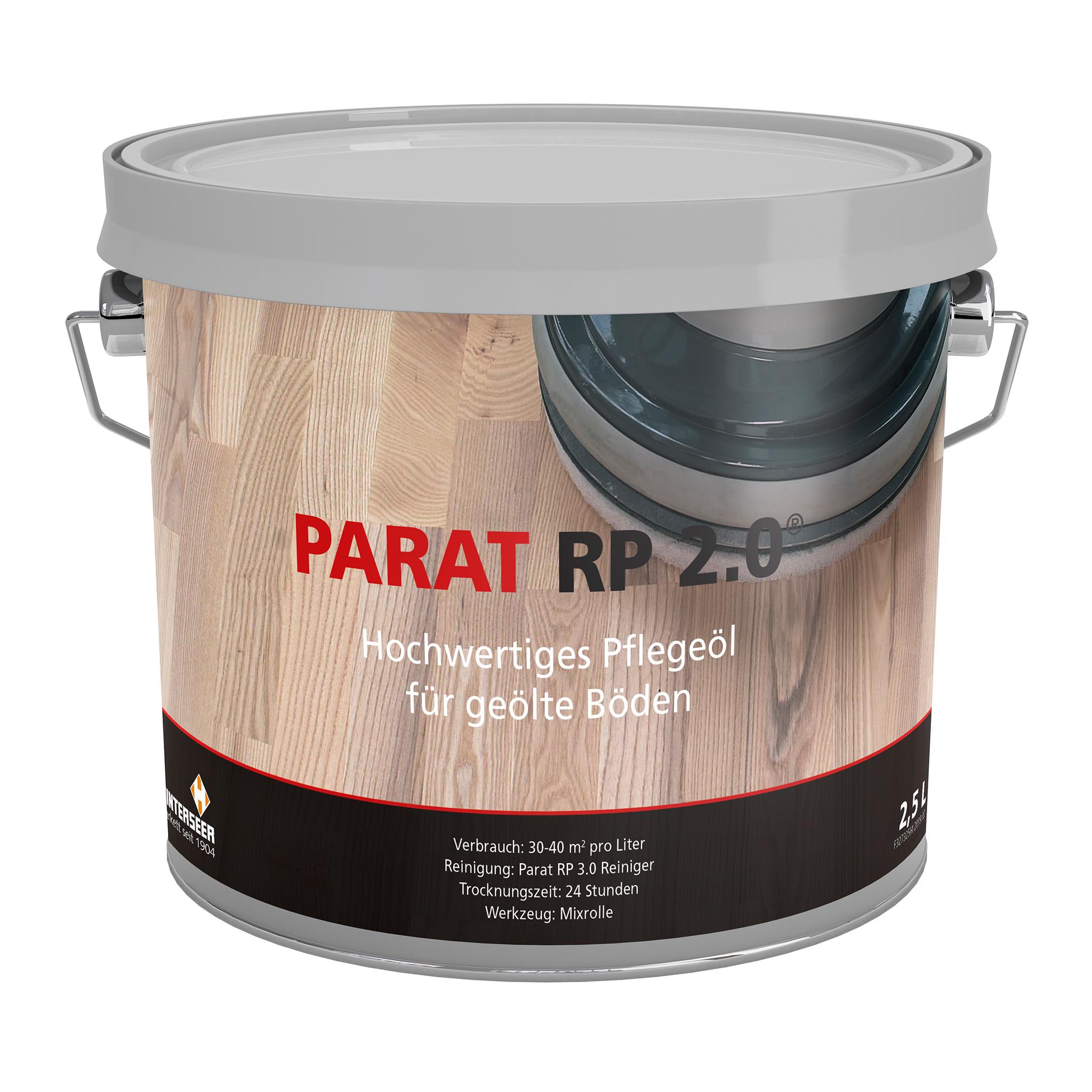 PARAT RP 2.0 oil care 2,5 Ltr.
