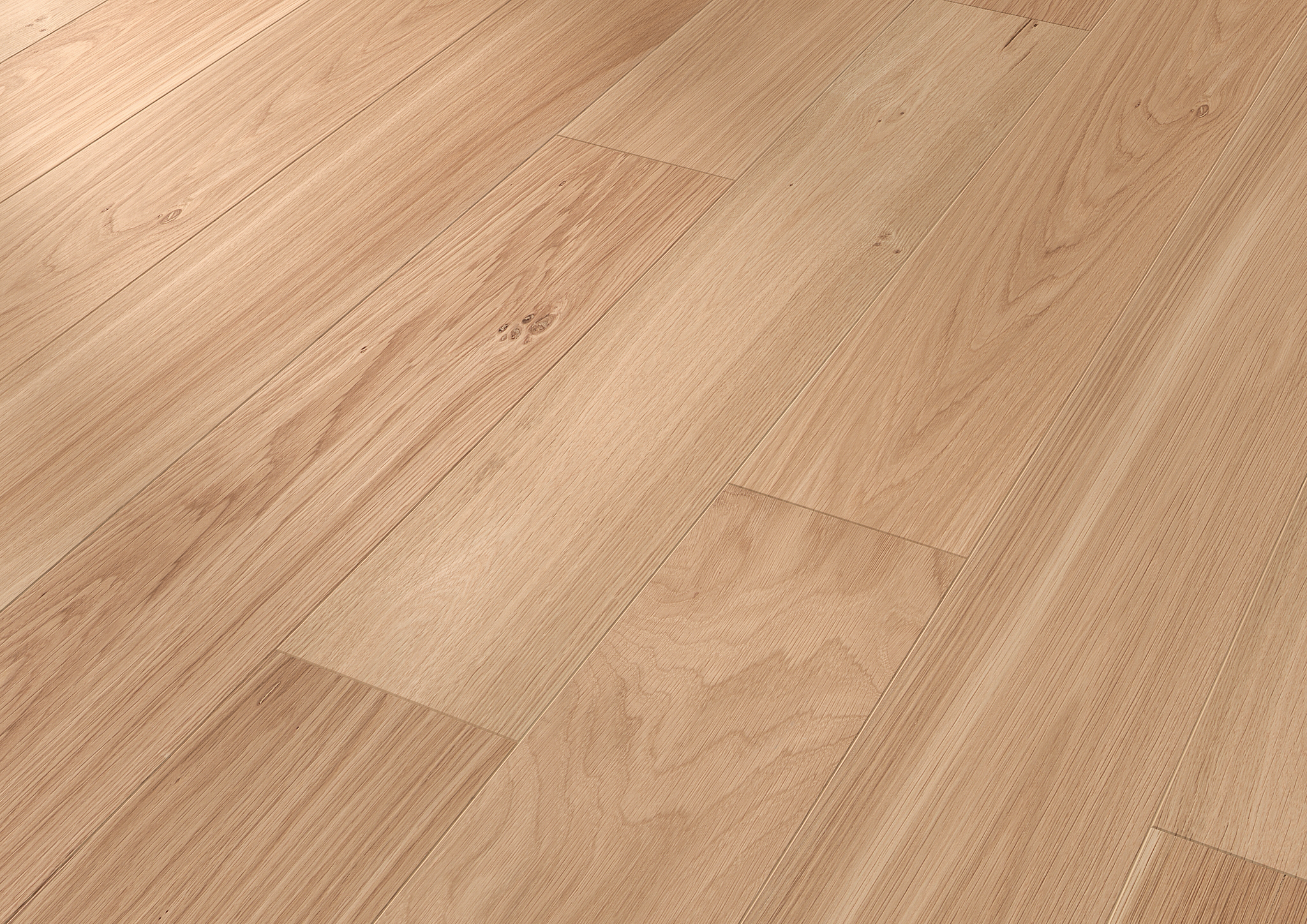 PARAT 20 Oak RB nature raw solid plank