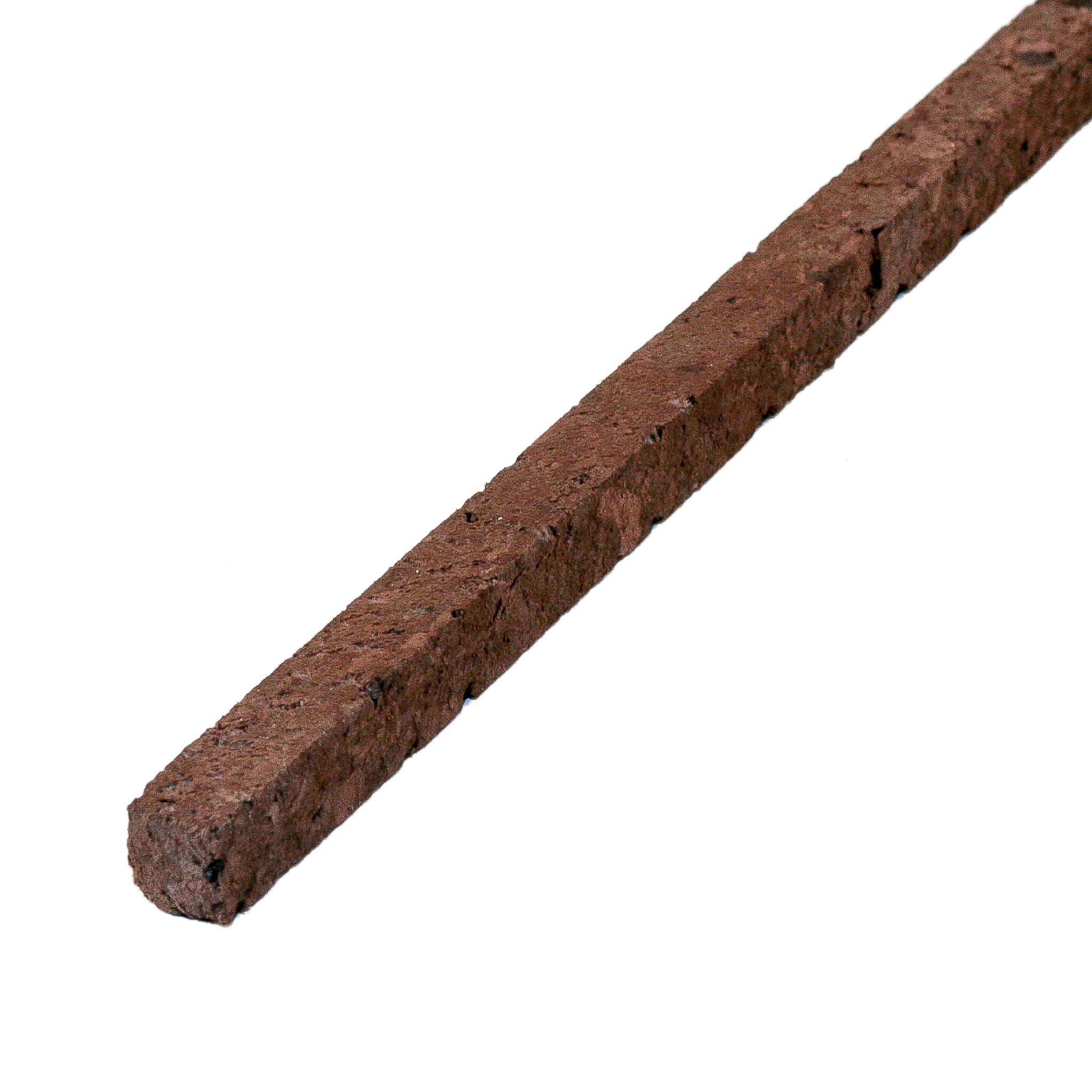 PARAT Korkstreifen --dunkel-- 10x10mm