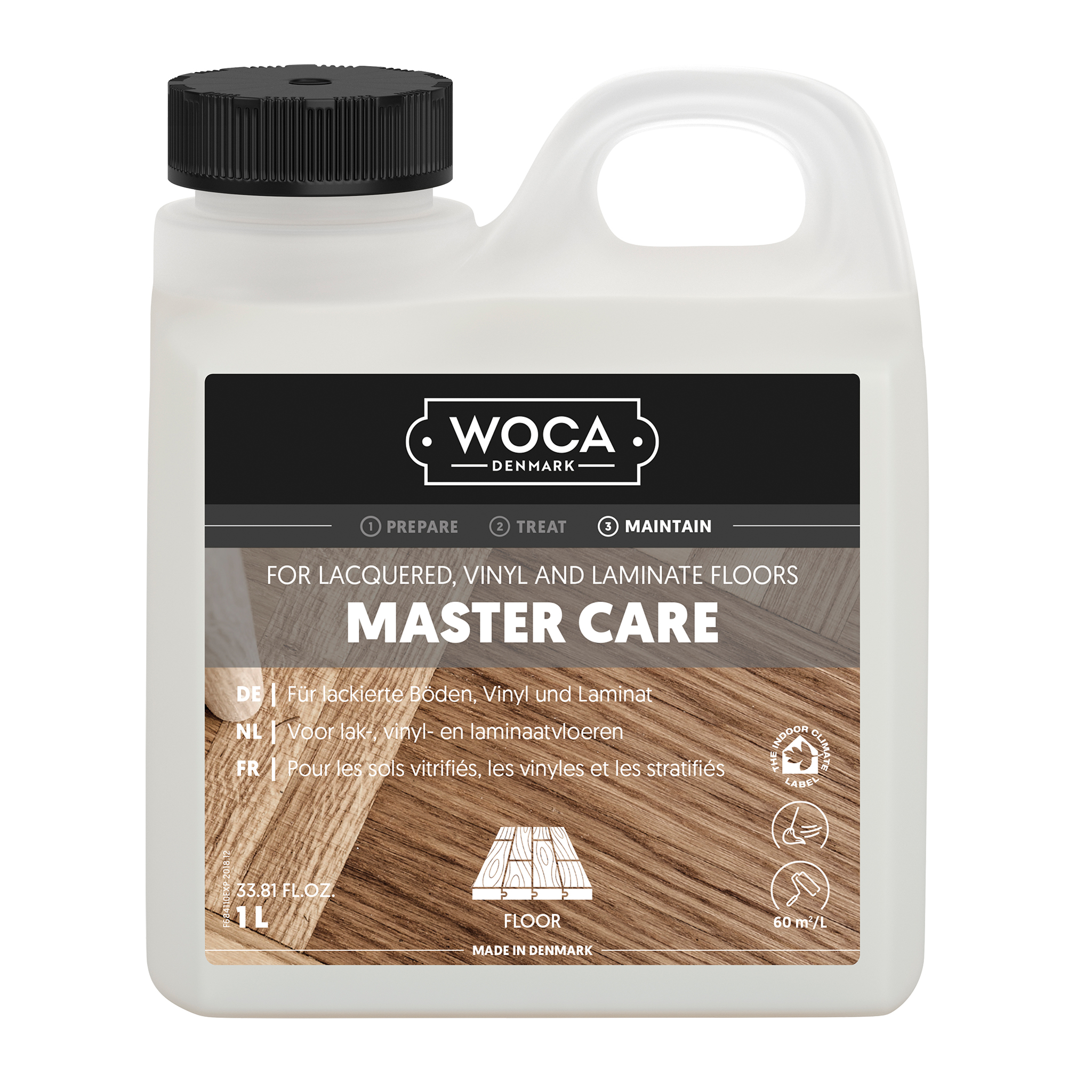 WOCA Master Care Pflegemittel 1l