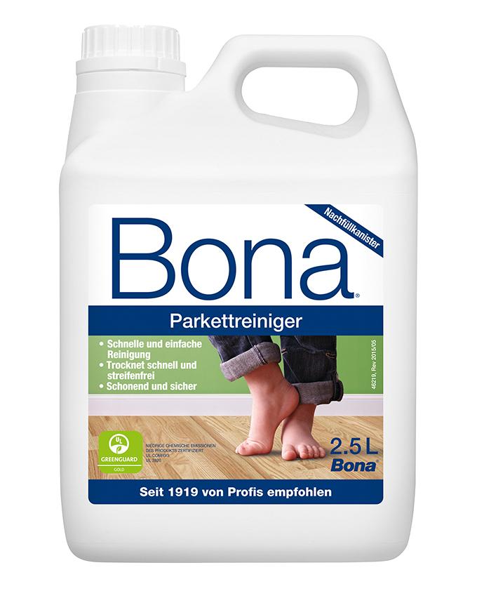 Bona spray mop with cartridge and fleece