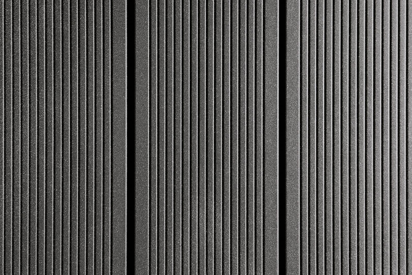 DIE KERNIGE WPC solid plank Anthrazit