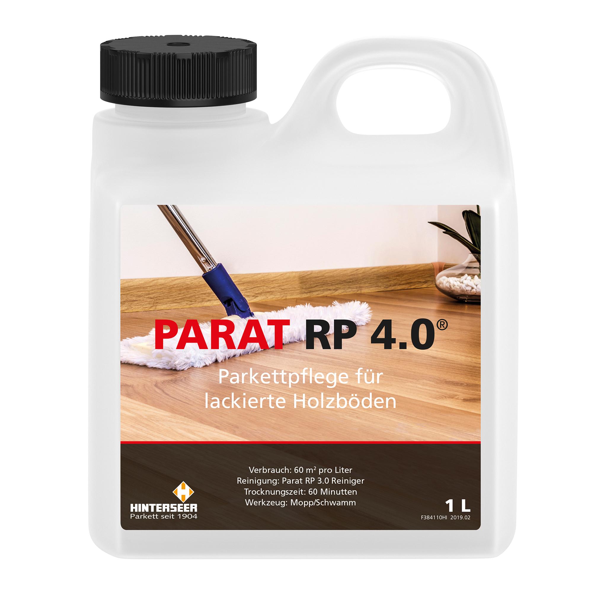 PARAT RP 4.0 Péče o parkety 1 litr.