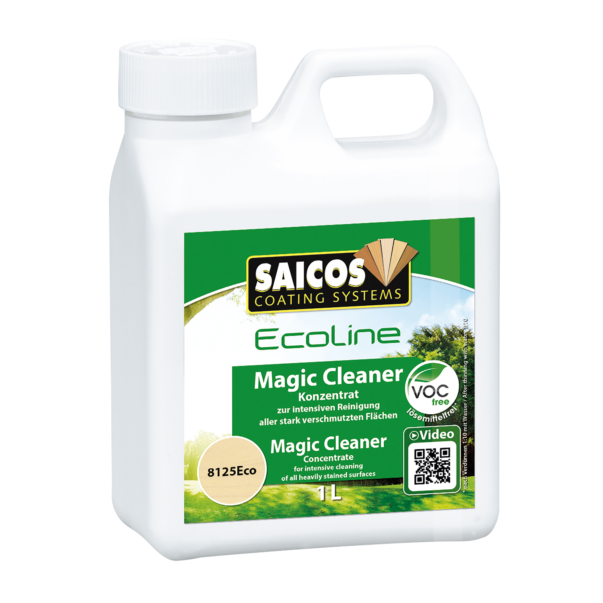 SAICOS Eco Magic Cleaner Reiniger