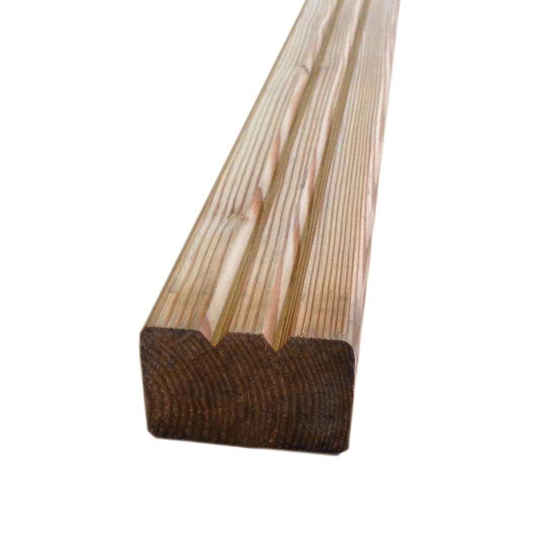 PARAT Deck sib. Lärche Unterkonstruktion