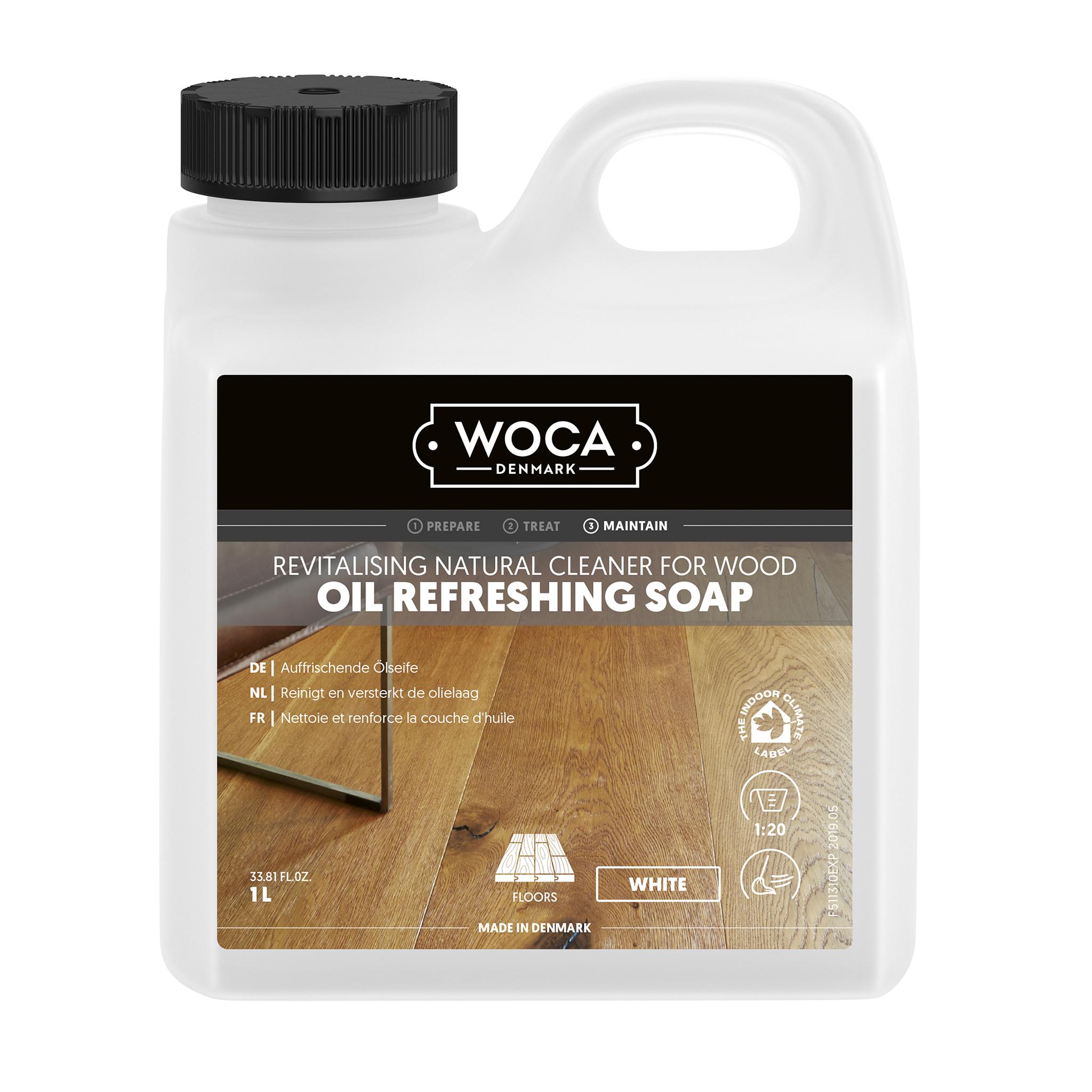 WOCA Öl-Refresher weiß 1 Ltr.