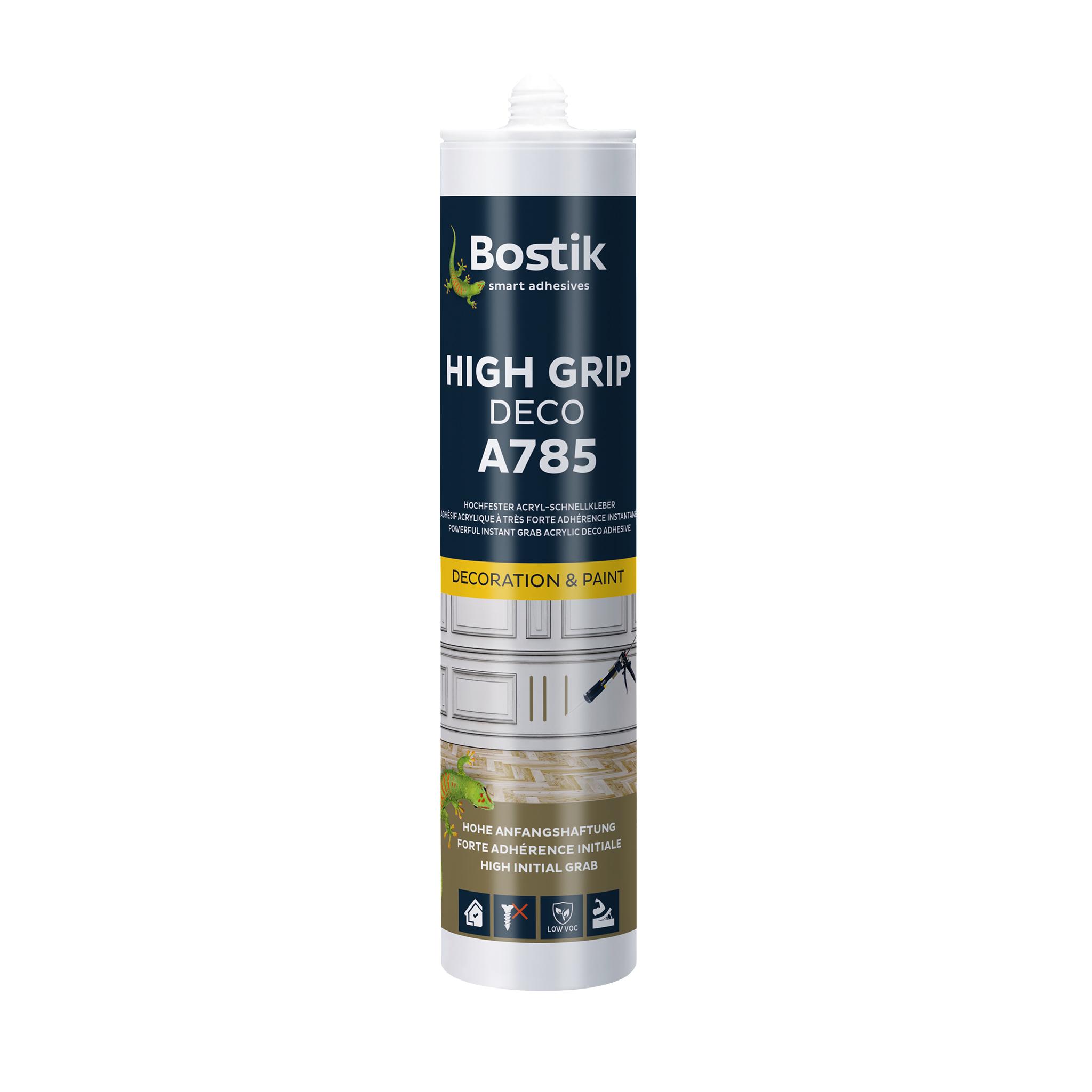 Bostik A 785 High Grip Deco 390g