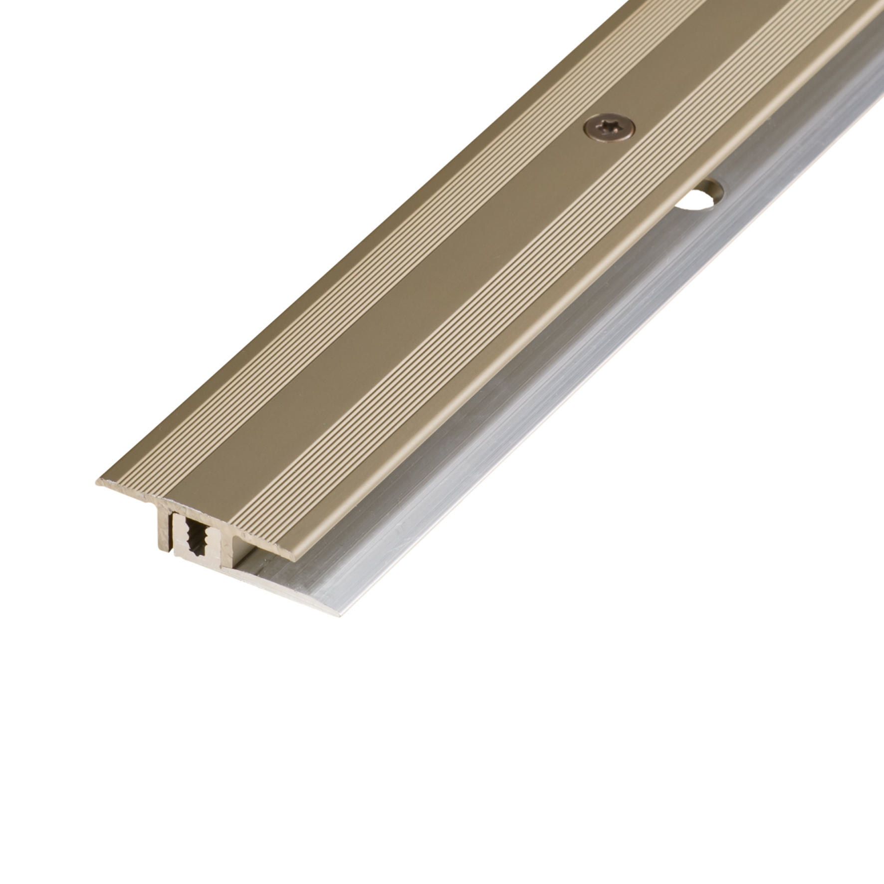 Transition profile alu stainless steel