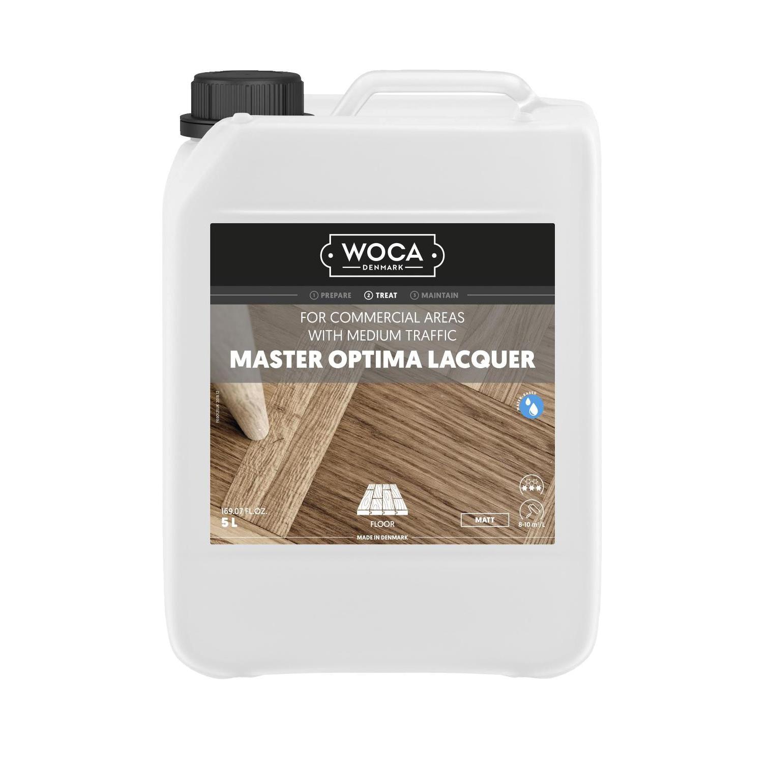 WOCA Master Optima 5 Ltr. Matt