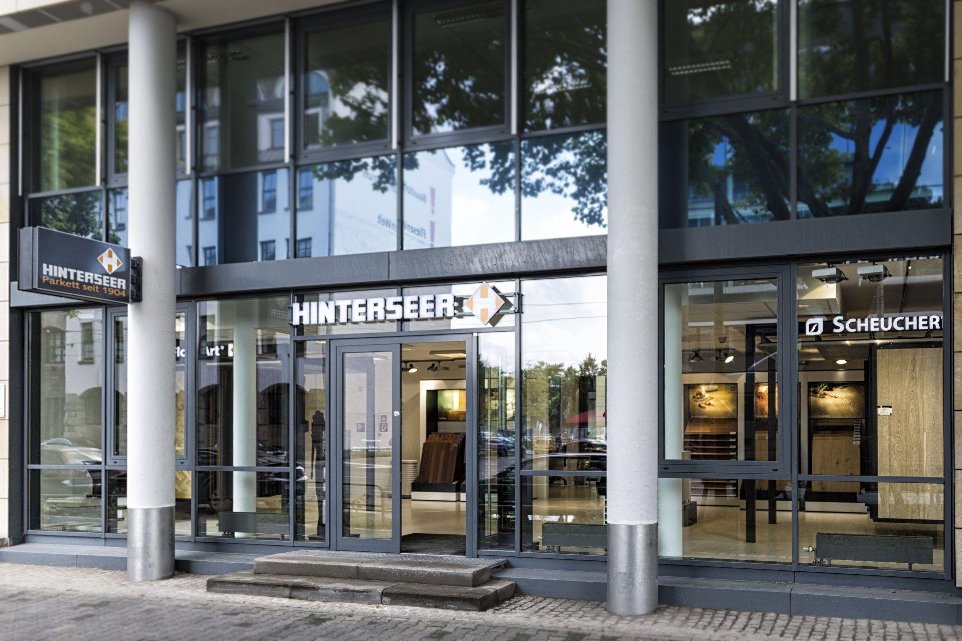 Hinterseer Frankfurt am Main - Ostend